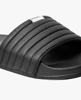 Slydes - West Black Men's Slider Sandals - The Worlds Best Sliders & Sandals