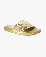 Slydes - Chance Gold Women's Slider Sandals - The Worlds Best Sliders & Sandals