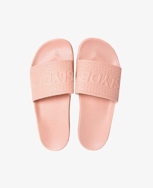 Slydes - Cali Dusty Pink Men's Slider Sandals - The Worlds Best Sliders & Sandals