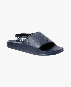 Slydes - Roamer Navy Men's Slider Sandals - The Worlds Best Sliders & Sandals
