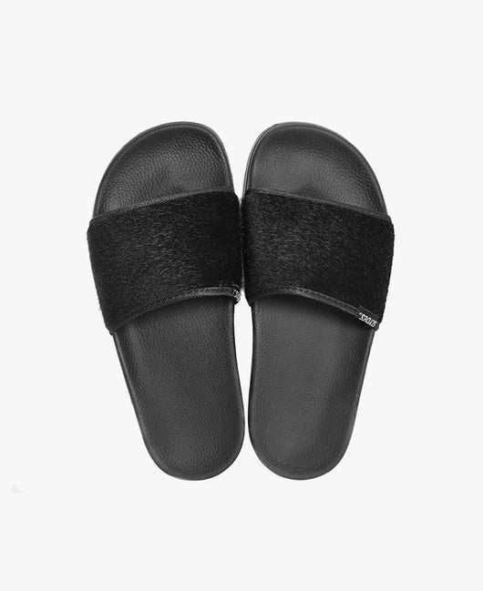 Slydes - Daytona Black Sliders - The Worlds Best Sandals