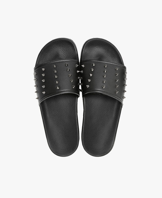 Slydes - Nova Black Men's Slider Sandals - The Worlds Best Sliders & Sandals