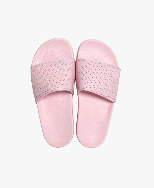 Slydes - Summer Pink Sliders - The Worlds Best Sandals