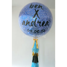 "36"" Customise Glitter Ball"