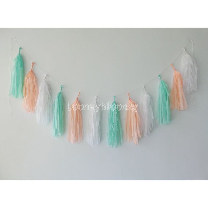 DIY Tassel Garlands