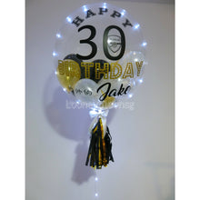 "ADD ON Fairy lights for 24"" Customise balloon"