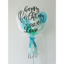 "24"" Customise Balloon with 12 mini balloons"