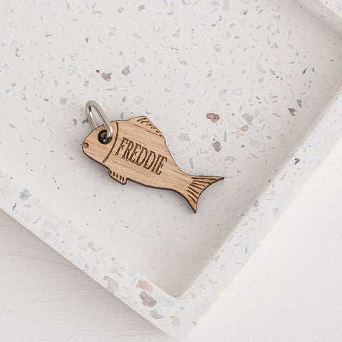 Extra Charm for Fishing Keyring