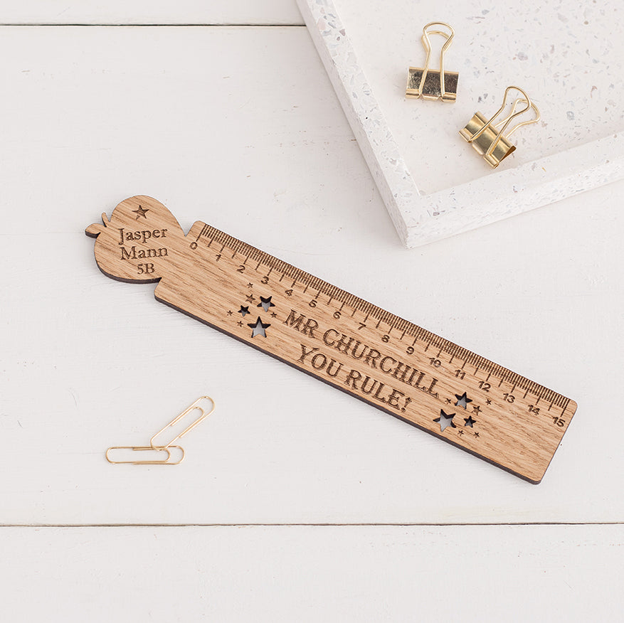 YOU RULE Personalised Ruler