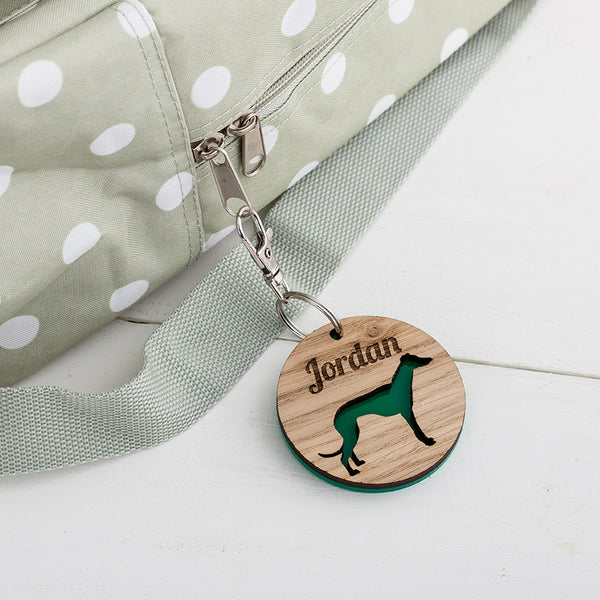 Personalised Bag Name Tags - Many designs and colours to choose from