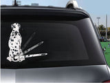 Car Stickers Dalmatian - FancyGad