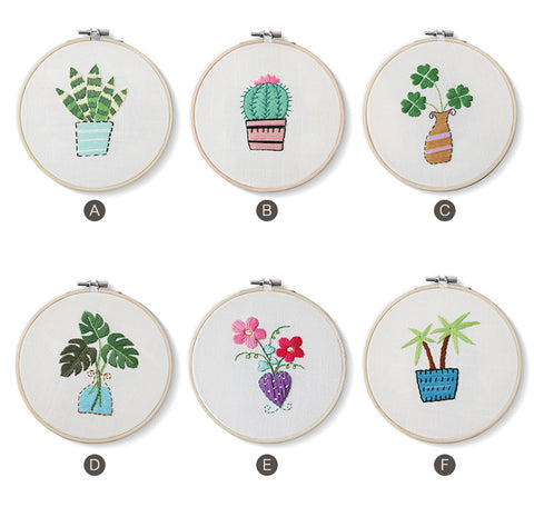 Embroidery Needlework Pattern - FancyGad