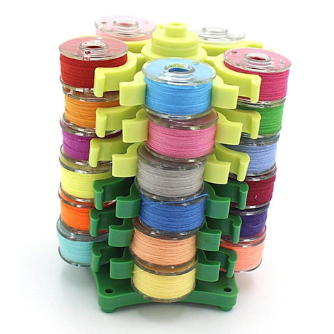 Sewing Bobbins Storage - FancyGad
