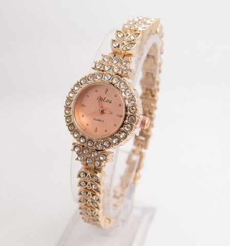 Rhinestone Watch - FancyGad