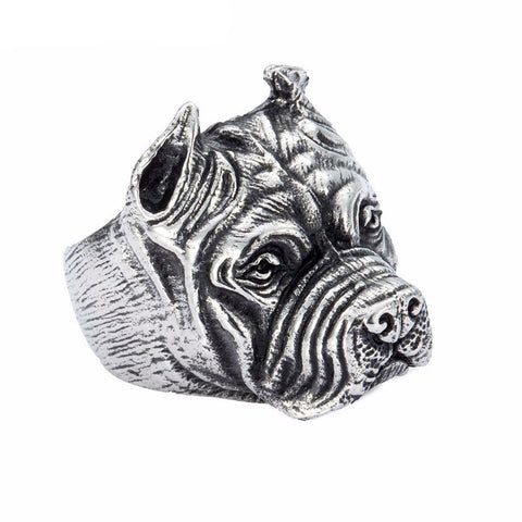Bulldog Ring - FancyGad