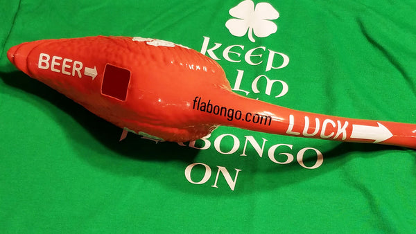 St. Patrick's Day Flabongo - Get Lucky!