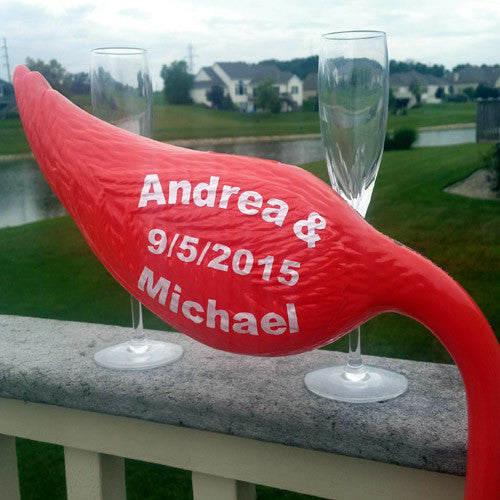 Personalized Wedding Flabongo