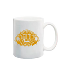ChopStars 100% Official White Coffee Mug