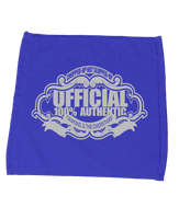 100% Official Towel