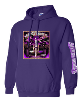 Purple Savage Mode II Hoodie (Cover)