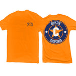 ChopStros 713 Tee (Orange)