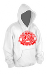 100% Official Hoodie (White)
