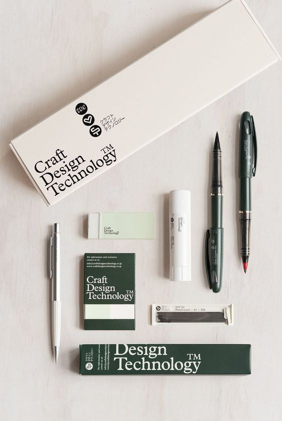 Craft Design Technology Limited Edition Gift Set By Hand Stationery