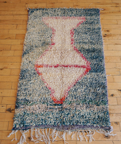 Ayour Moroccan kilim