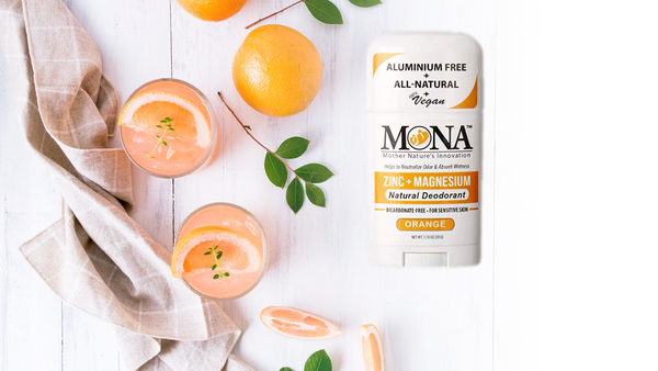 Dissection of Natural Deodorants: Why Mona Brands?