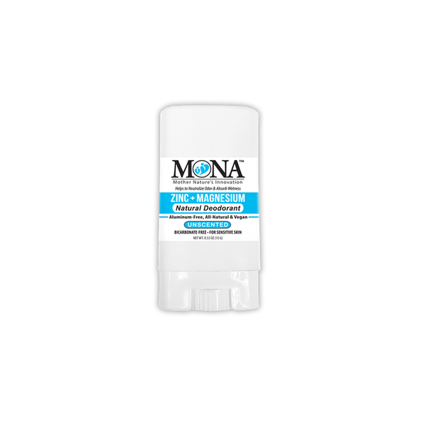 Unscented; For Sensitive Skin; 0.53 Oz (Travel Size)