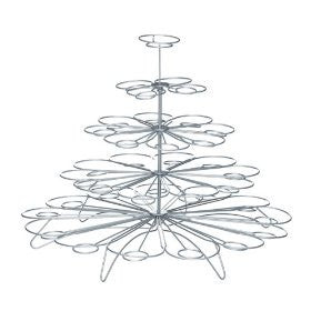 Ciroa Miniamo Wire Cupcake Tree/ Stand for 33 Cakes
