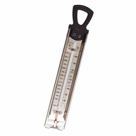 Kitchen Craft Deluxe Cooking Thermometer in Stainless Steel