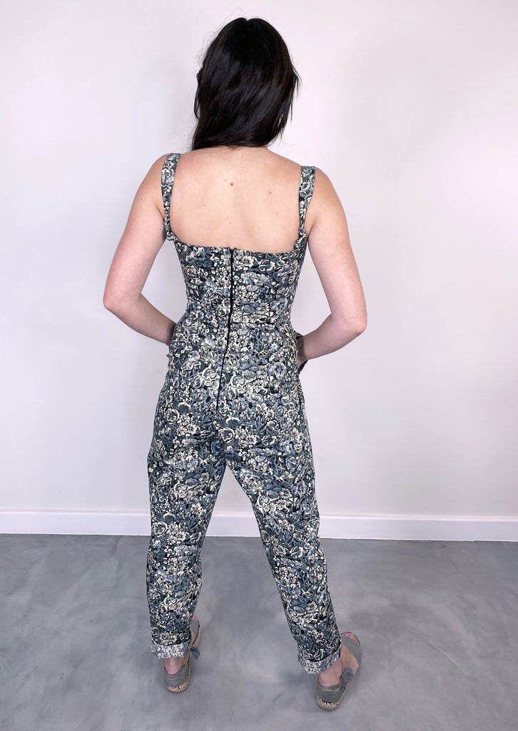 Limited Edition Poppy Jumpsuit