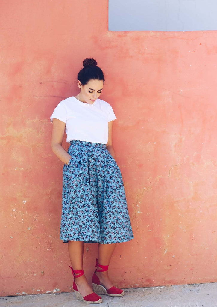 Liberty London Skirts