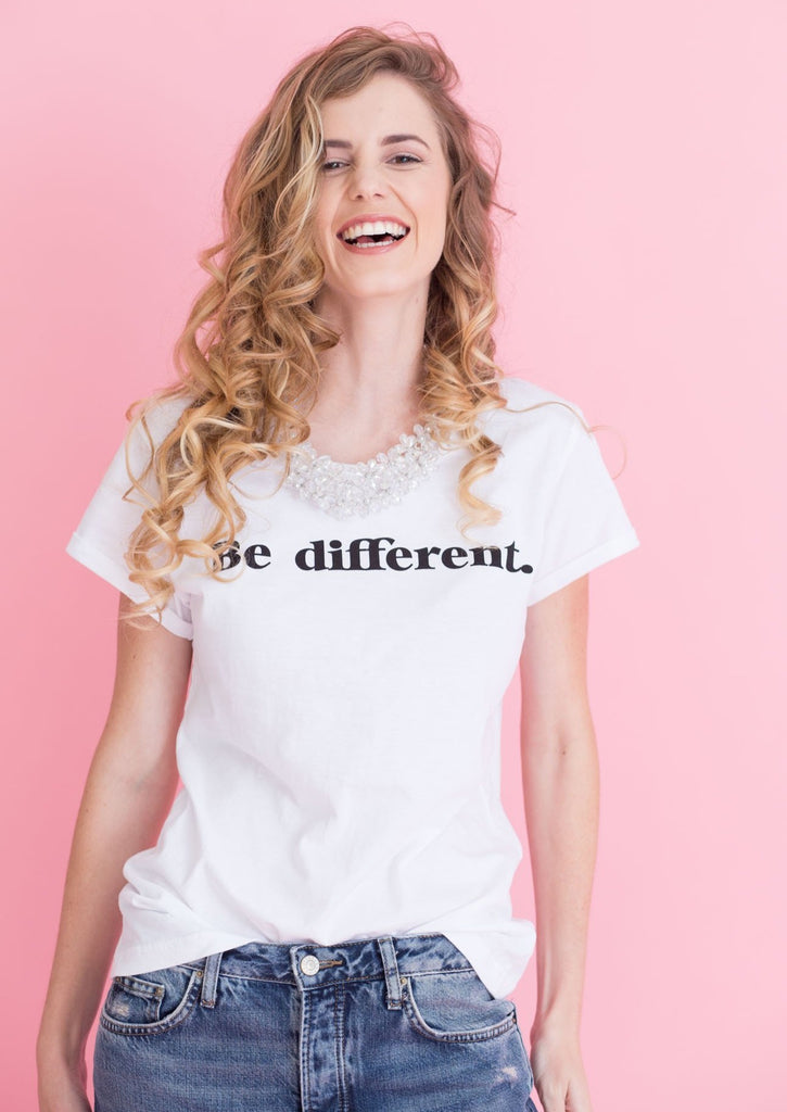 Be different Tee