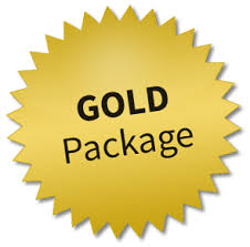 Gold Package - 3 Dining Offers
