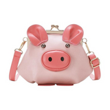 Cute Piggy Crossbody Bag