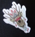 Tribal Animal Badge