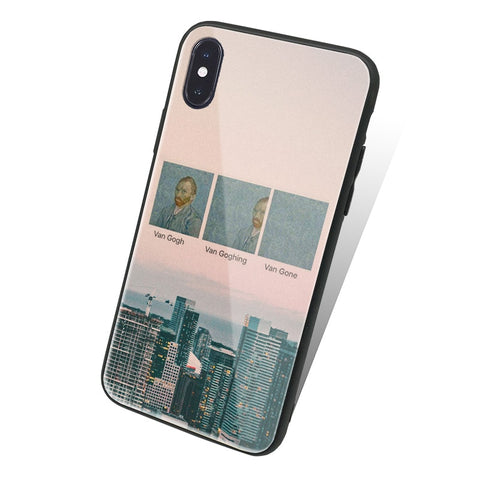 Van Gone Aesthetic iPhone Case