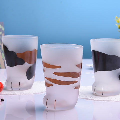 Cute Kitty Paw Cup