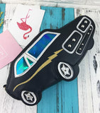 Race Car Crossbody Bag
