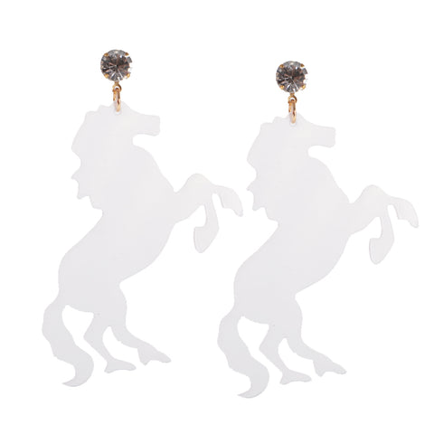 Bijoux Gallop Drop Earrings