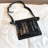 Silica Gel Packet Crossbody Bag