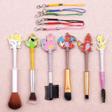 Pokemon Inspired Deluxe Makeup Brush Set