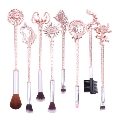 Game of Thrones Makeup Brush Set