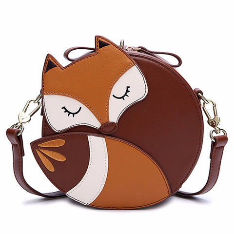 Adorable Sleeping Fox Bag
