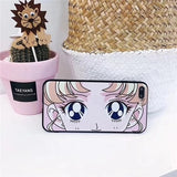Feminine Eyes iPhone Case