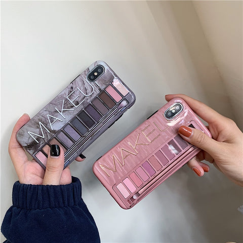 Eyeshadow Palette Phone Case