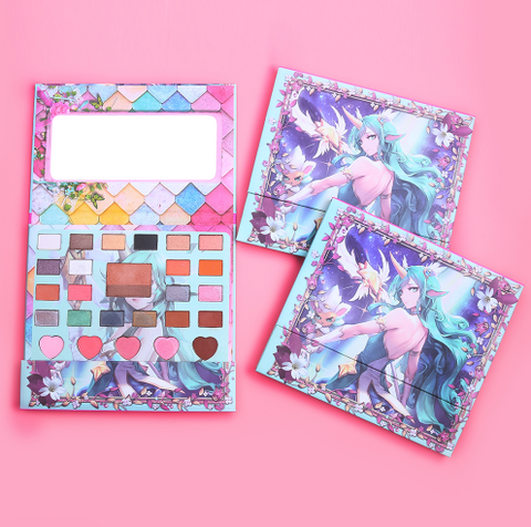 Star Guardian League of Legends Eyeshadow Palette