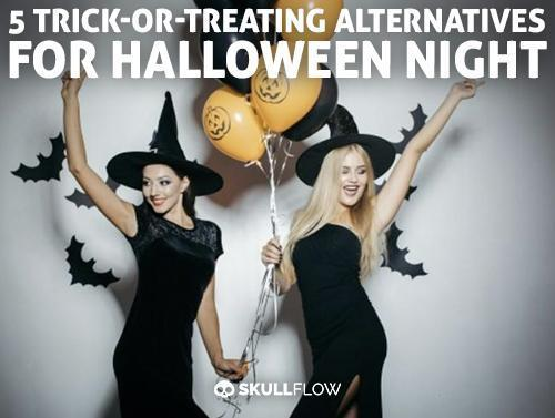 5 Trick-or-Treating Alternatives for Halloween Night